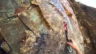 GoPro Hero3 Test - Climbing