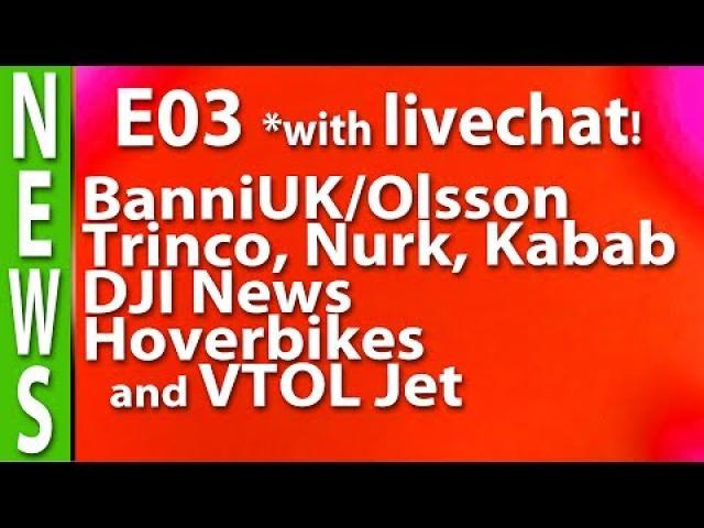 RCNews E03 (with livechat)