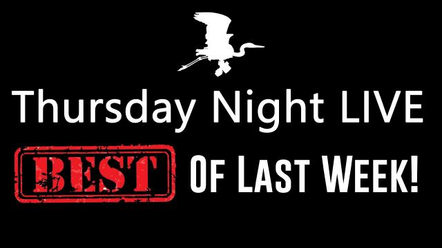 Watch the TNL Livestream! (Every Thursday night at 7pm Central, US)