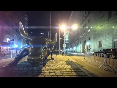 GoPro Hero4 NYC Financial District Motion-Lapse 4K