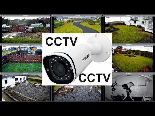 CCTV Upgrade From Analog to IP Cameras