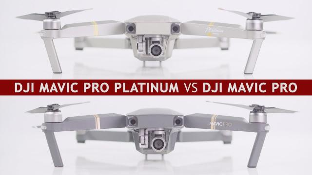 DJI Mavic Pro Platinum |What are the differences and should I buy it?