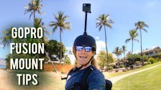 GoPro Fusion Mounting Tips! GoPro Tip #651 | MicBergsma