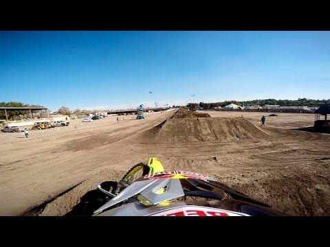 GoPro: James Stewart's Winning Run -  2015 Red Bull Straight Rhythm At Pomona