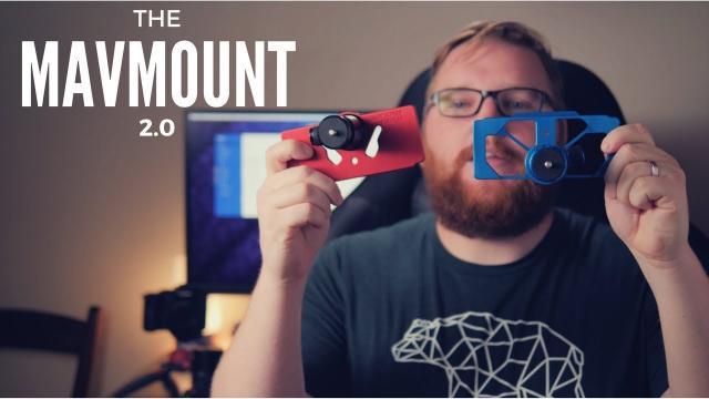 MavMount 2.0 - The Best Tablet Mount Just Got Better