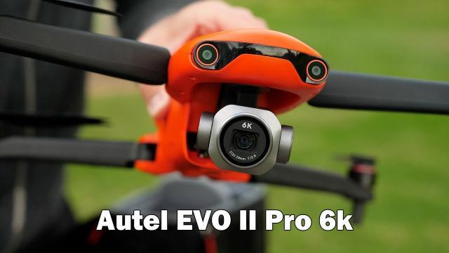 Autel EVO II Pro 6K: Review + Flight Footage