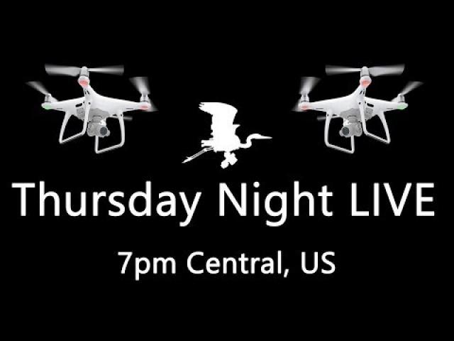 Ken Heron - TNL (Show #23) Ed Ricker - Xiaomi Mi Drone Giveaway