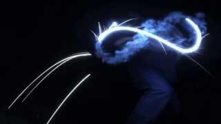 GoPro Hero3 Light Painting With Sparklers