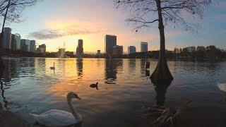 Atlanta To Orlando: Night Lapse And Time Lapse! (GoPro Hero 4 Silver) 4K