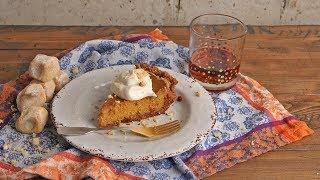 Amaretti Pumpkin Pie Recipe | Episode 1206