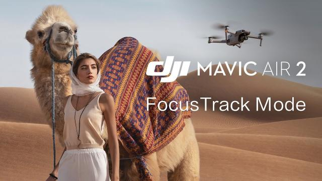 Mavic Air 2 | How to Use FocusTrack