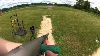 Shooting Trap With GoPro.