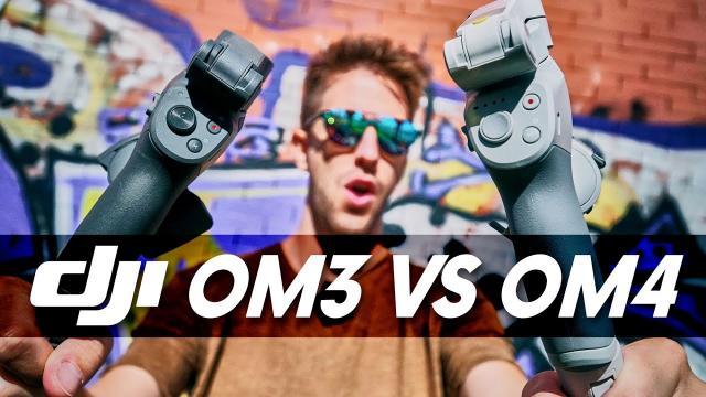DJI OM4 vs Osmo Mobile 3 Worth upgrading?