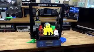 Geeetech A30 Printer Build and 1st Print