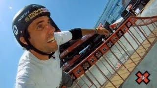 GoPro HD: X Games 17 - Park Course Preview with Andy Mac