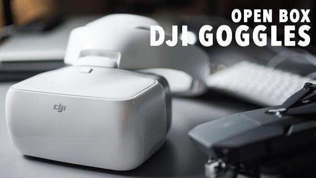 Open Box: DJI Goggles YOU NEED THESE!