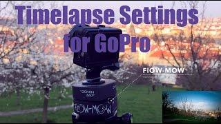 GoPro Timelapse Tutorial | Different Situations | Behind the Scenes !