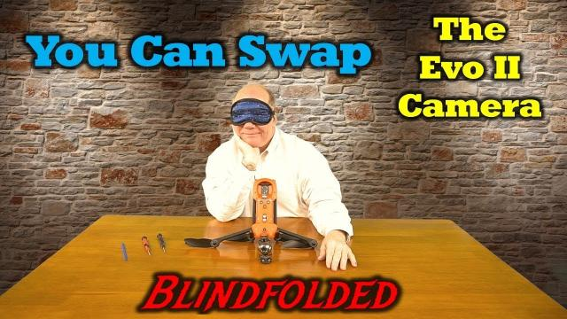 Autel Evo 2 - I Show You How To Swap Out The Camera - Blindfolded