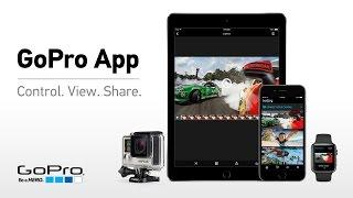 GoPro: App for Mobile