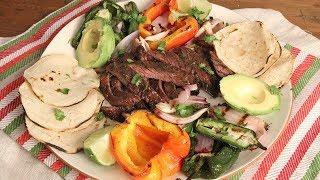 How to Make Carne Asada   Ep. 1272