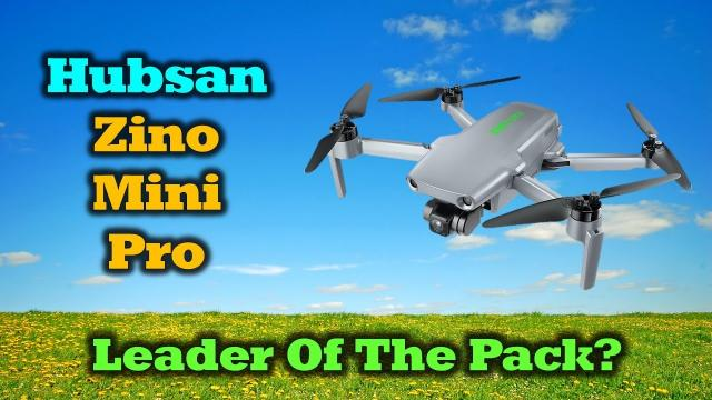New Hubsan Zino Mini Pro - Complete Overview
