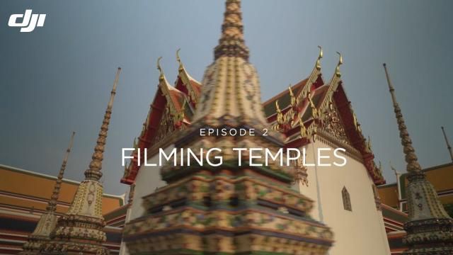 DJI Film School - Gimbal Techniques For Cinematic Travel Films