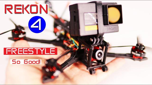 REKON 4 Freestyle Drone - Simply The Best in this category!