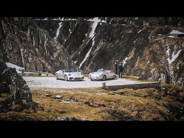 DJI - Gotthard Pass: A Short Film Shot using the DJI Digital FPV System