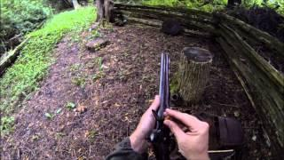 GoPro Shooting An Original 1802 British Sea Service Flintlock Pistol