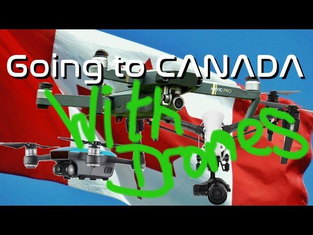 Drone Laws in Canada. What should I take?