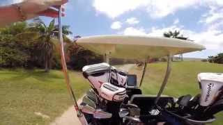 GoPro Hero 3+ Golf Tenerife Abama