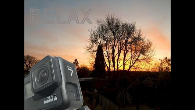 Chill out for 10 with Amazing GoPro Sunrise Time-lapse