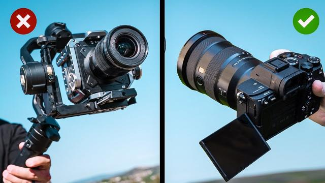 Can the A7SIII Replace a GIMBAL with Gyro Stabilization?