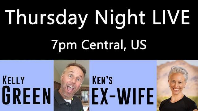 Ken Heron - TNL (Show #186) Ken's Ex-Wife!