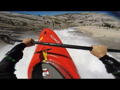 GoPro: Aniol Serrasolses Kayaks Huge Graceland Slide