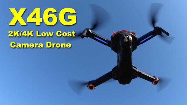 X46G Low Cost GPS Drone - Review