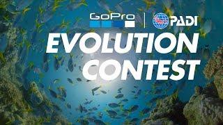 GoPro: PADI Dive Competition Announce