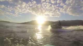 GoPro: 2013 Kawasaki Ultra 300x Jet Ski Hi Speed Crash
