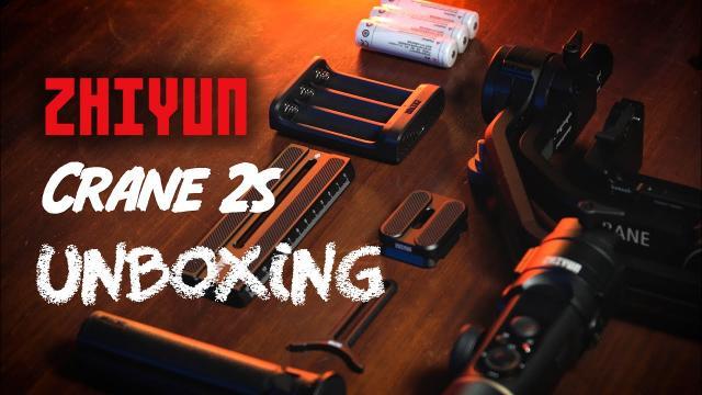 Zhiyun Crane 2S Unboxing