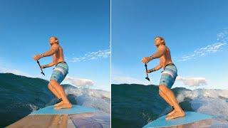 GoPro HERO 9 - Max Lens Mod / Horizon Leveling Comparison - GoPro Tip #680 | MicBergsma