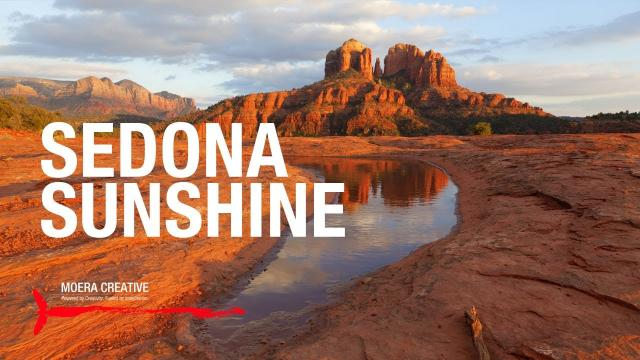 DJI Spark Footage - Sedona, Arizona