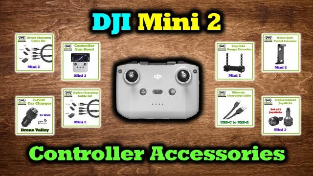 Mini 2 - New Controller Accessories Review