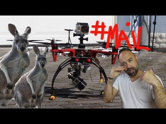 Drone #MAIL no. 35//Drones, SARS, CAA exemption & lost dogs