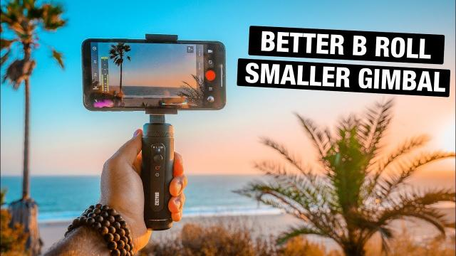 How I Film B ROLL with a SMARTPHONE GIMBAL using the SMOOTH Q2
