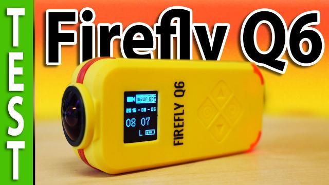 Firefly Q6 vs Runcam 2 and Foxeer Legend 1