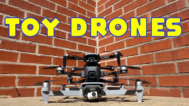 Toy Drone review and Giveaway | FIMI X8SE | HolyStone HS105 | ZLRC SG108