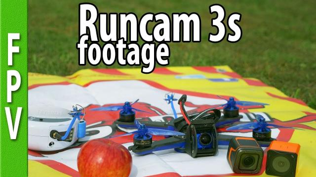 Runcam 3s, Foxeer Box and how to get your precious batteries to storage charge...