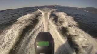 GoPro RAW: Spots To Mount On Power Boat