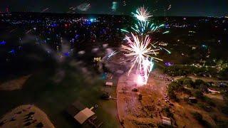 GoPro: Fireworks show ???? Shot with GoPro Karma!  | MicBergsma