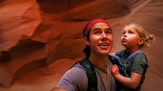 GoPro Karma: Desert Canyons with Dad